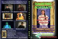 HAUNTED PAINTINGS DOUBLE DVD set by JON HYERS