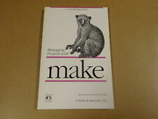 BOOK / MANAGING PROJECTS WITH MAKE