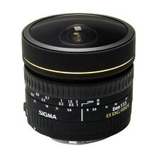 Sigma 8mm F3.5 EX DG Circular Fisheye AF Lens For Sigma, London