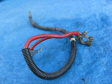 Batterie terminal LIVE câble de connexion fil de E36 BMW 318 i se saloon