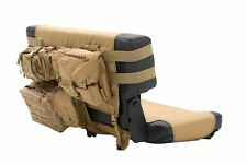 Jeep CJ Wrangler YJ TJ GEAR Rear Seat Cover MOLLE Tan 76-06 Smittybilt 5660224