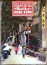 NEW King & Country 2015 Leaflet Streets of Old Hong Kong 6 Pages