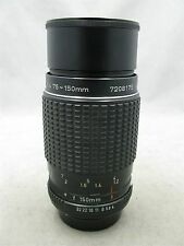 Pentax Pentax-M Zoom 75-150mm f4 Zoom for Pentax K Mount Cameras