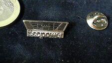Saab Ecopower Motorhaube Logo Pin Badge silber