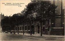 CPA PARIS 17e-Le Lychée Carnot-Boulevard Malesherbes (322291)