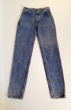Mens Womens? TRUE VINTAGE Levis Stone Washed Jeans Acid Sz 27 Hipster SICK!