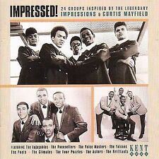 Impressed!: 24 Groups Inspired by the Impressions & Curtis Mayfield by...