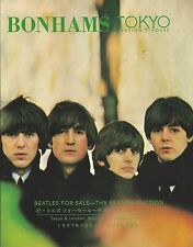 BONHAMS BEATLES FOR SALE Auction Catalog 1997
