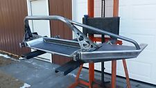 """1984-2001 JEEP CHEROKEE XJ / MJ FRONT W/2"""" Winch mount drop and Pre-Runner bar"""