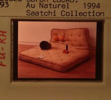"Sarah Lucas ""Au Naturel 1994"" Young British Artists 35mm Art Slide"