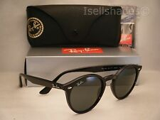 Ray Ban 2180 Black w Green Lens NEW sunglasses (RB2180 601/71 49mm)