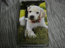300 sheet Animal Planet Memo / Note Pad with gel pen Puppy DOG Notebook New