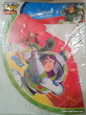 TOY STORY BUZZ Party Supplies HATS Birthday Decoration Favors Treat Robot x12 NW