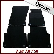 Audi A8 / S8 (2003 2004 2005...2008 2009 2010) Tailored LUXURY 1300g Car Mats