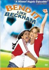 Bend It Like Beckham  DVD Parminder Nagra, Keira Knightley, Jonathan Rhys Meyers