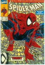 Marvel Comics Postcard: Spiderman # 1 cover (Todd McFarlane) (Estados Unidos, 1991)