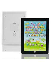 KIDS FIRST TABLET EDUCATIONAL TOY LEARNING COMPUTER TOY CHILDRENS LAPTOP  White
