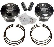Revolution Performance Monster Big Bore Piston Kit (131in. Flat Top) 301-113W