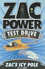 Zac's Icy Pole (Zac Power Test Drive), Larry, H. I., New Books