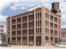 3097 Walthers Cornerstone American Hardware Supply Warehouse - HO Scale
