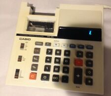 Casio FR-101 Electronic Printing Display Desktop Calculator Retro Vintage Calc