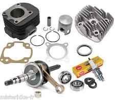 Kit  moteur Cylindre Vilebrequin Culasse gy6 keeway f-act focus hurricane  Ø12mm