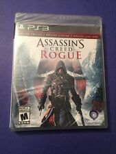 Assassin's Creed: Rogue Limited Edition PS3 PlayStation 3 Bonus DLC NEW