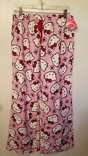 NWT Old Navy Womens Pajama Pants HELLO KITTY SIZE M  Pink