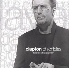 ERIC CLAPTON - THE BEST OF..... Brand New Not Sealed