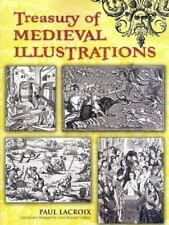Dover Pictorial Archive Ser.: Treasury of Medieval Illustrations by Paul...