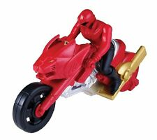 Power Rangers Super Megaforce - Lost Galaxy Cycle & Red Ranger *BRAND NEW*
