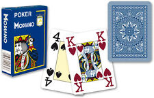 Poker Modiano Dark Blue Playing Cards Deck
