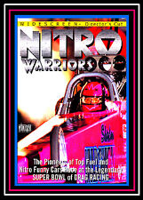 Drag Racing NITRO WARRIORS, 1988 SUPER BOWL, A Main Event Entertainment DVD