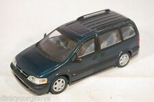 SCHUCO OPEL SINTRA METALLIC DARK GREEN MINT CONDITION