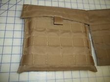 1 (one) coyote USMC MARSOC FSBE molle pals eagle pouch general purpose 9x9