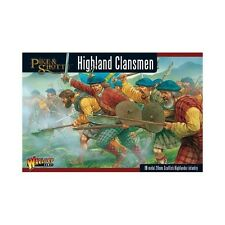 Warlord Games - Pike & Shotte - Highland clansmen - 28mm