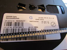 LCWE6SG OSRAM Power TOPLED Warm White LED PLCC-4                       50 Pieces