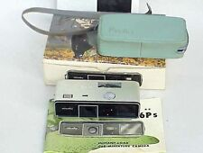 VERY Vintage Minolta 16 Ps Pocket Camera w Box & Instructions