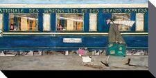 SAM TOFT (ORIENT EXPRESS OOH LA LA)  Box Canvas Print 50 X 100cm