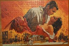 Gone with The Wind Jigsaw Puzzle by F.X. Schmid
