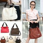 Fashion Women Leather Satchel Handbag Shoulder Tote Lady Messenger Crossbody Bag