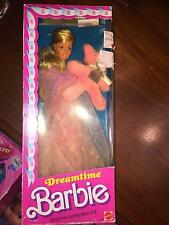 VINTAGE 1984 MATTEL DREAMTIME BARBIE DOLL    NIB
