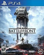 Star Wars Battlefront Sony PlayStation 4 PS4 New Sealed Great Christmas Present