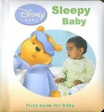 Sleepy Baby: First Book for Baby by Parragon Book Service Ltd (Board book, 2010)