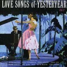 Various Artists - Love Songs of Yesteryear, Vol. 1 (2006).New CD.Last Of Stock!