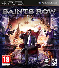 Saints Row IV PS3 Playstation 3 IT IMPORT DEEP SILVER