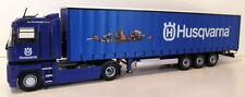 Universal Hobbies 1/50 escala UH5681 Renault Magnum camión HUSQVARNA diecast camión