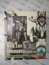 Linebarrels of Iron N.E.X.T. 02 1/144 Linebarrel Volks Ver. Action Figure USED