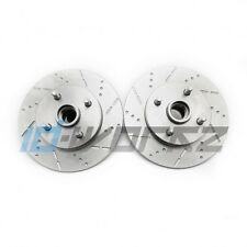 ID-Workz Performance Rear Brake Discs -ABS Toyota Starlet GT Turbo Glanza V