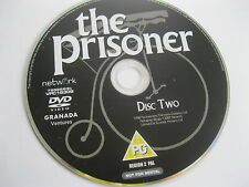 THE PRISONER(Disc 2) starring Patrick McGoohan - 3 Episodes {DVD}